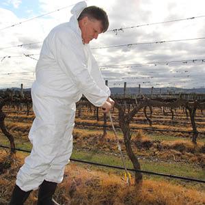 Protecting Australian wine