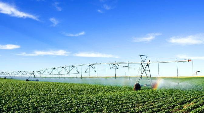 irrigation monitoring