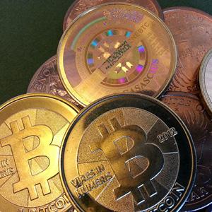 Virtual currency Bitcoin. Credit: zcopley via Compfight cc