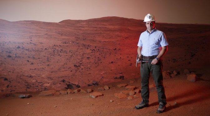 Off-earth mining