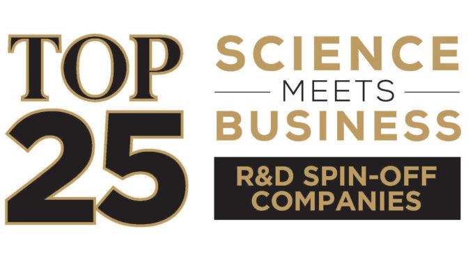 Top 25 R&D spin-offs